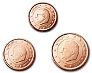 125 Cent Belgien 2005 Graf Waldschratde In Unserem Euro Münzen