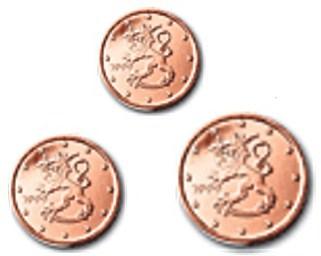 125 Cent Finnland 2001 Graf Waldschratde In Unserem Euro