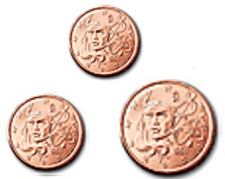 125 Cent Frankreich 2001 Graf Waldschratde In Unserem Euro