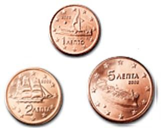 125 Cent Griechenland 2008 Graf Waldschratde In Unserem Euro