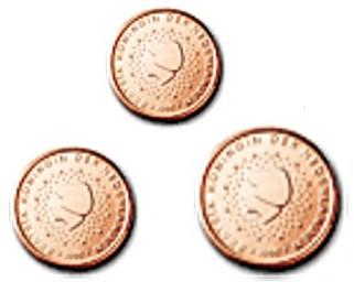 125 Cent Niederlande 2000 Graf Waldschratde In Unserem Euro