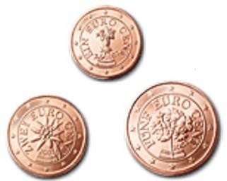 125 Cent österreich 2004 Graf Waldschratde In Unserem Euro