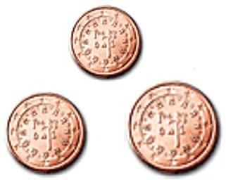 125 Cent Portugal 2011 Graf Waldschratde In Unserem Euro