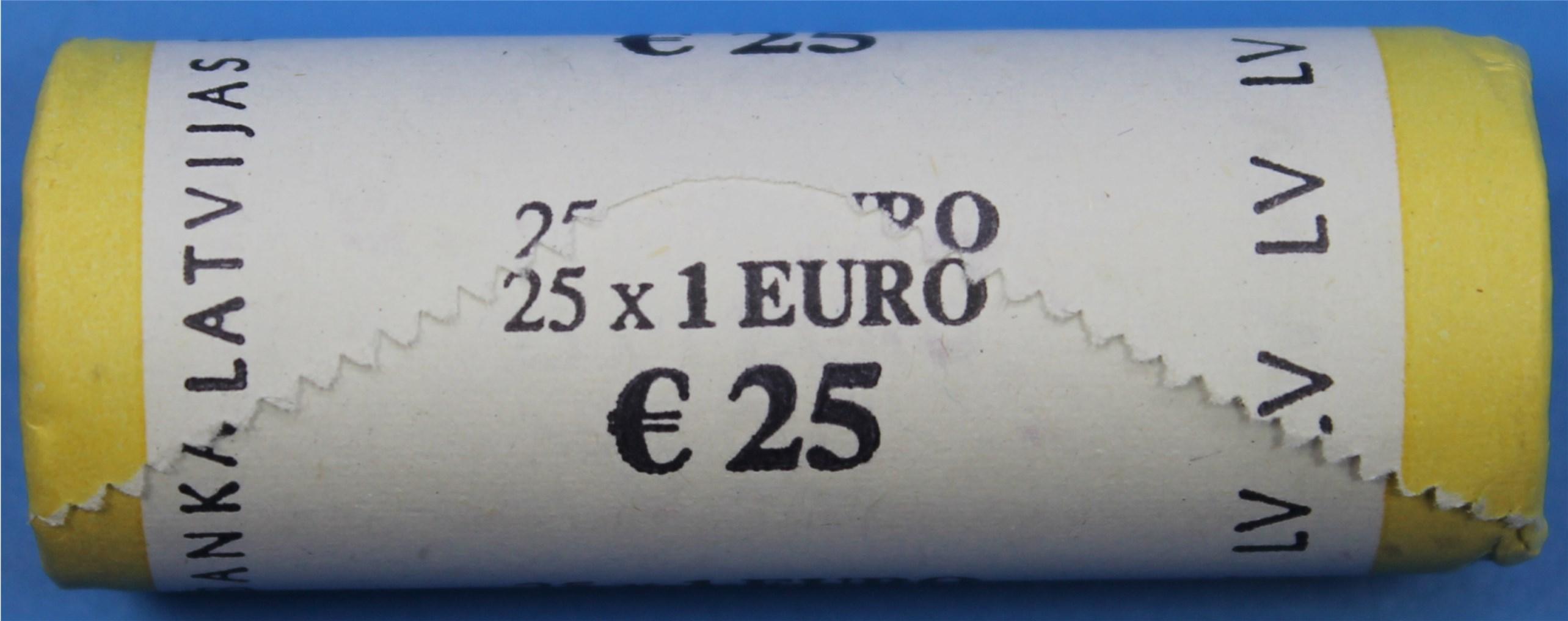 1 euro rolle lettland 2014 graf in unserem euro m nzen katalog finden sie. Black Bedroom Furniture Sets. Home Design Ideas