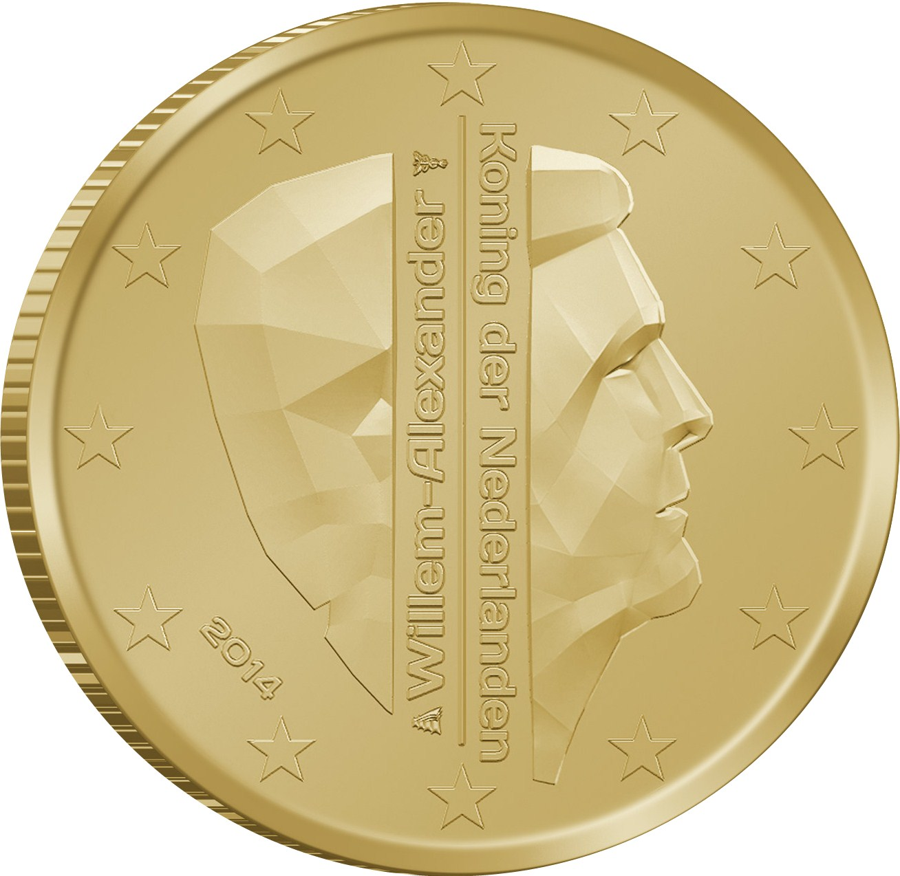 50 Cent Niederlande 2015 Graf Waldschratde In Unserem Euro