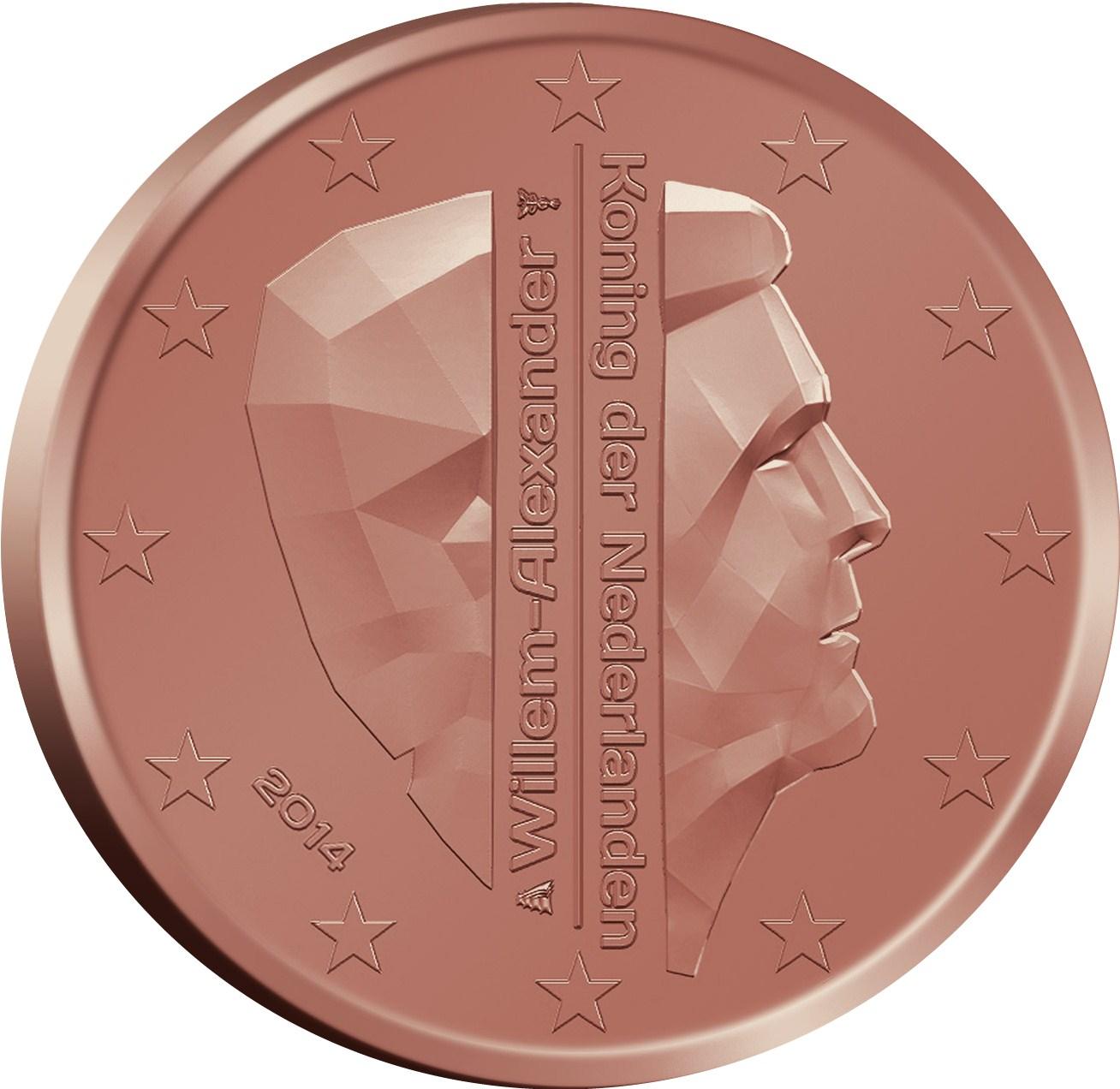 5 Cent Niederlande 2016 Graf Waldschratde In Unserem Euro Münzen