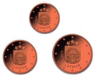 125 Cent Lettland 2018 Graf Waldschratde In Unserem Euro
