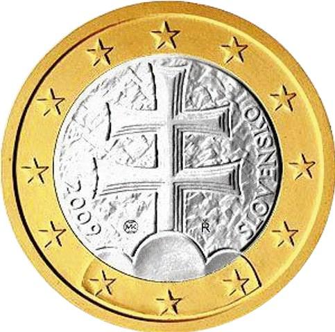 1 Euro Slowakei 2018 Graf Waldschratde In Unserem Euro Münzen