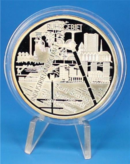10 Euro Deutschland 2003 Pp Ruhrgebiet Graf Waldschratde In