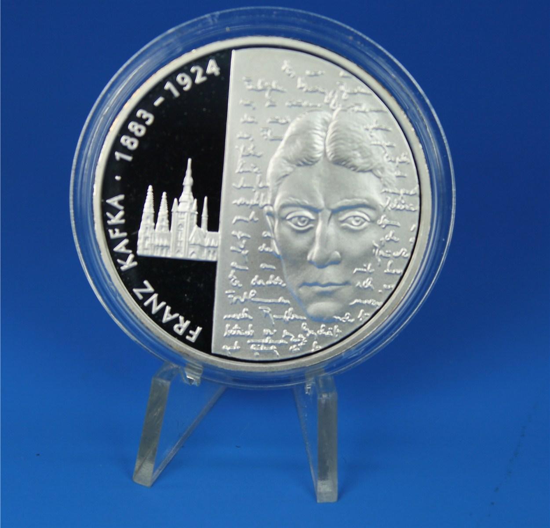 10 Euro Deutschland 2008 Pp Franz Kafka Graf Waldschratde In