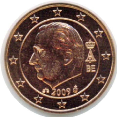 5 Cent Belgien 2011 Graf Waldschratde In Unserem Euro Münzen