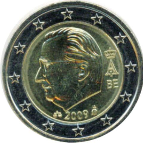 2 Euro Belgien 2011 Graf Waldschratde In Unserem Euro Münzen