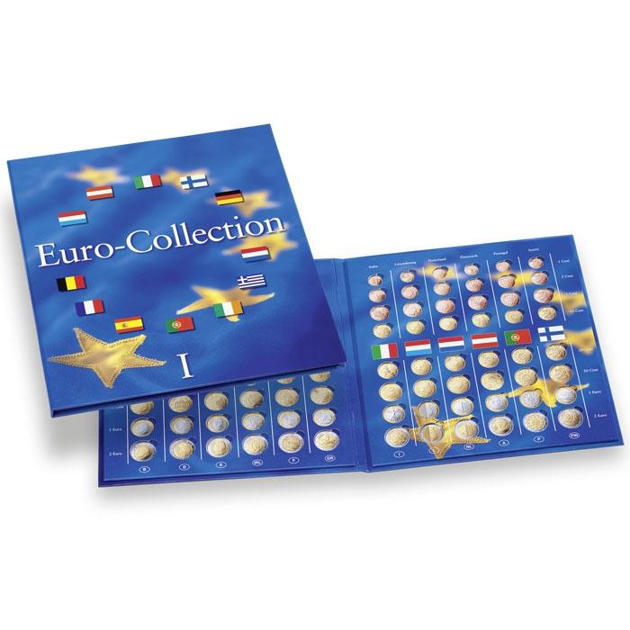 Münzalbum Presso Euro Collection Band 1 Graf Waldschratde In