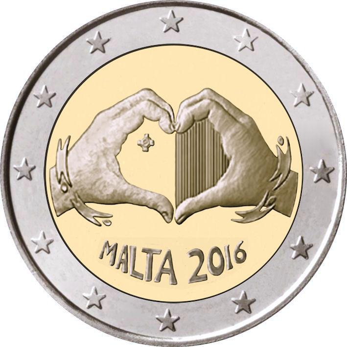 Euro MГјnze Malta