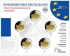Coin-Card 2 Euro Germany 2019 (A to J) Bundesrat