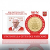 Coin-Card Vatican 2019 (Nr.24 + Stamp