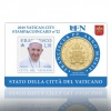 Coin-Card Vatican 2018 (Nr.22 + Stamp