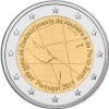 "2 Euro Portugal 2019 ""600 years discovery of the island of Madeira"
