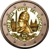 "2 Euro Vatican 2019 ""90th anniversary of the founding of the state of Vatican City"" in coin capsule -"